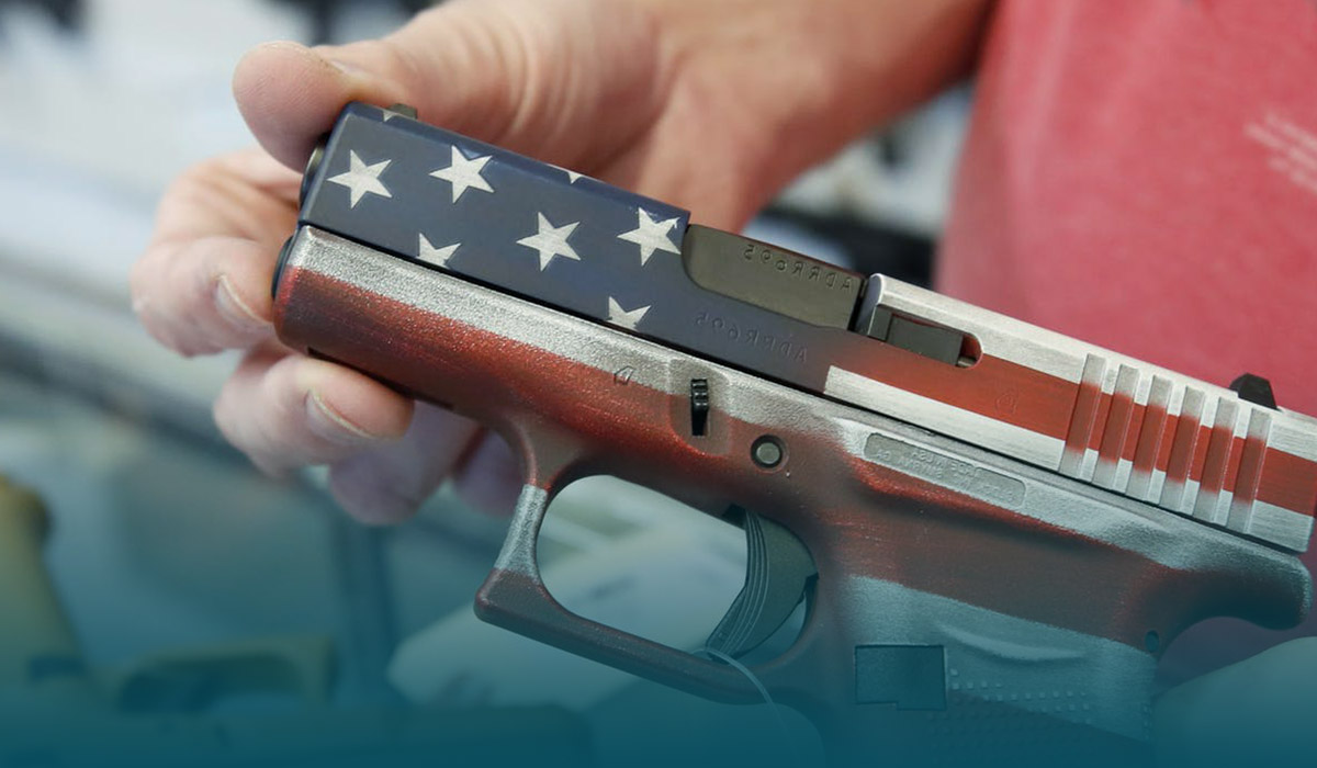 Rate of Guns Seized at US Airport Security Checkpoints Jumped in 2020