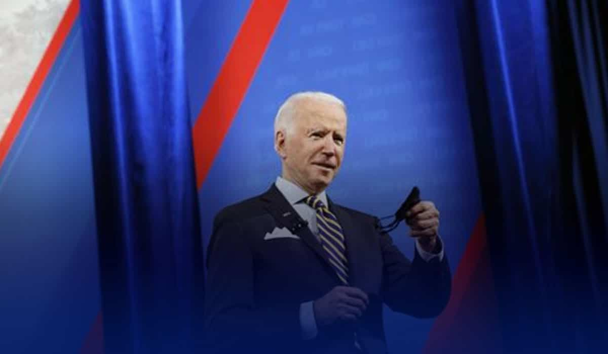 Biden draws sharp contrast with Trump in presidential debut on world stage