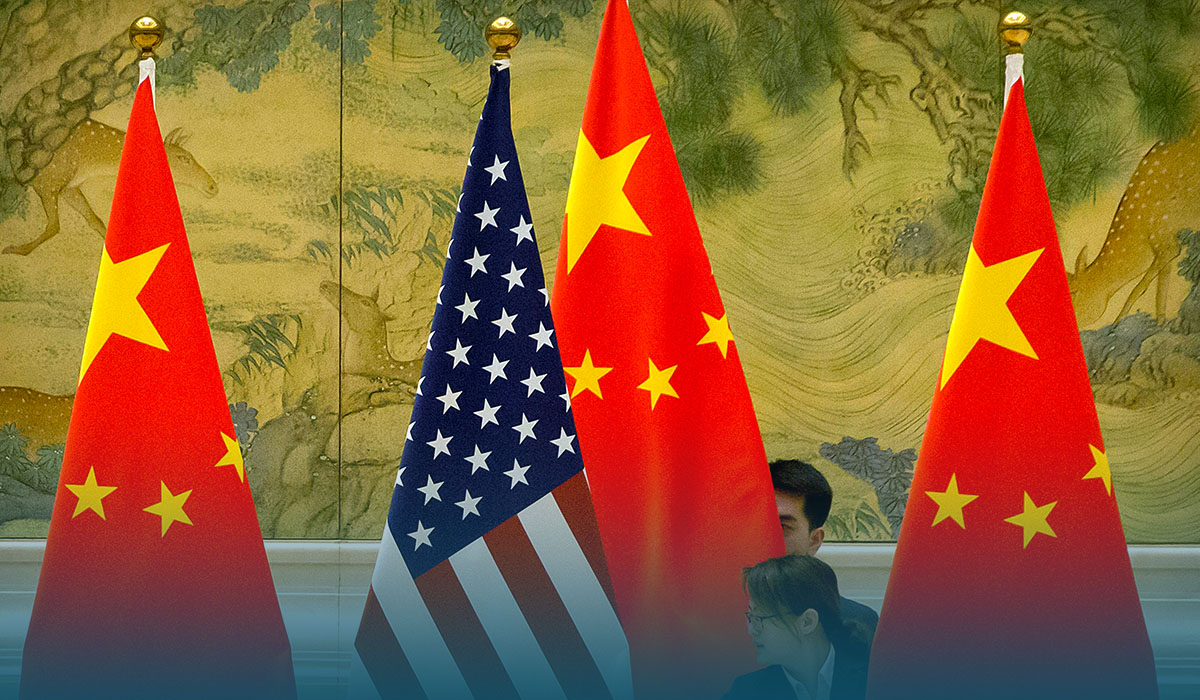 China calls on U.S. to Lift Trade Restrictions, Stop Interference