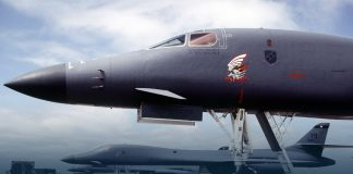 American B-1 Bombers Are En-Route To Norway To Bother Russia