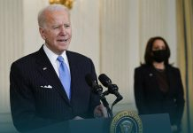Joe Biden Promises Enough Vaccine for All Americans by End of May