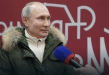 Russian president Putin reacts to U.S. President Joe Biden's criticism