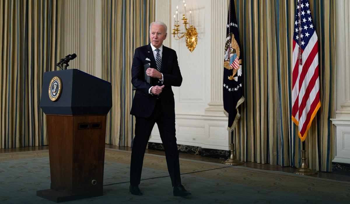 Russian president Putin reacts to U.S. President Biden's criticism