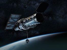 NASA's Hubble Space Telescope solves mystery of Star's Dimming