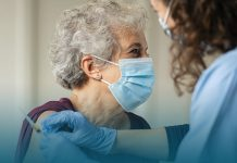 United States Vaccinated Almost 75% of their Elderly Residents
