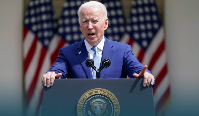Joe Biden forms Commission to study U.S. Supreme Court expansion