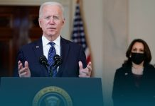 Joe Biden Will Use Address to U.S. Congress Next Week to Call for Police Reform Legislation
