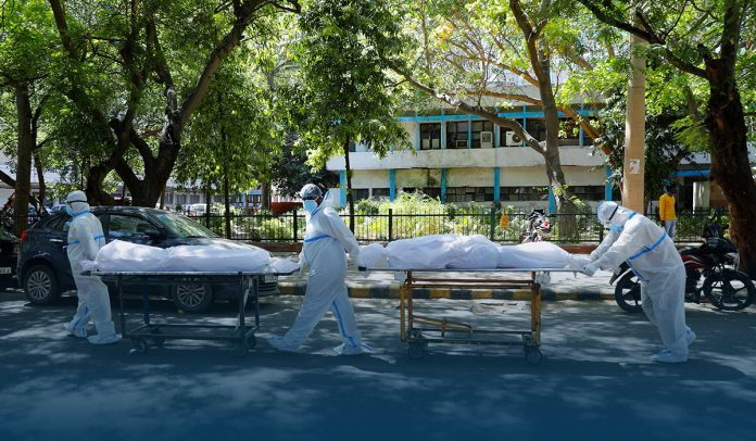U.S. government will organize additional oxygen supplies and technical assistance to India facing Coronavirus Outbreak