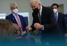 Joe Biden moves coronavirus Vaccine Eligibilty Deadline to April 19