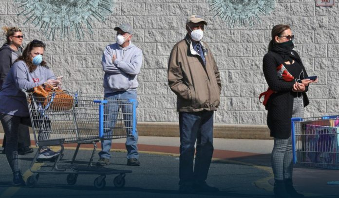 Fully Vaccinated American people can now remove face masks outdoors