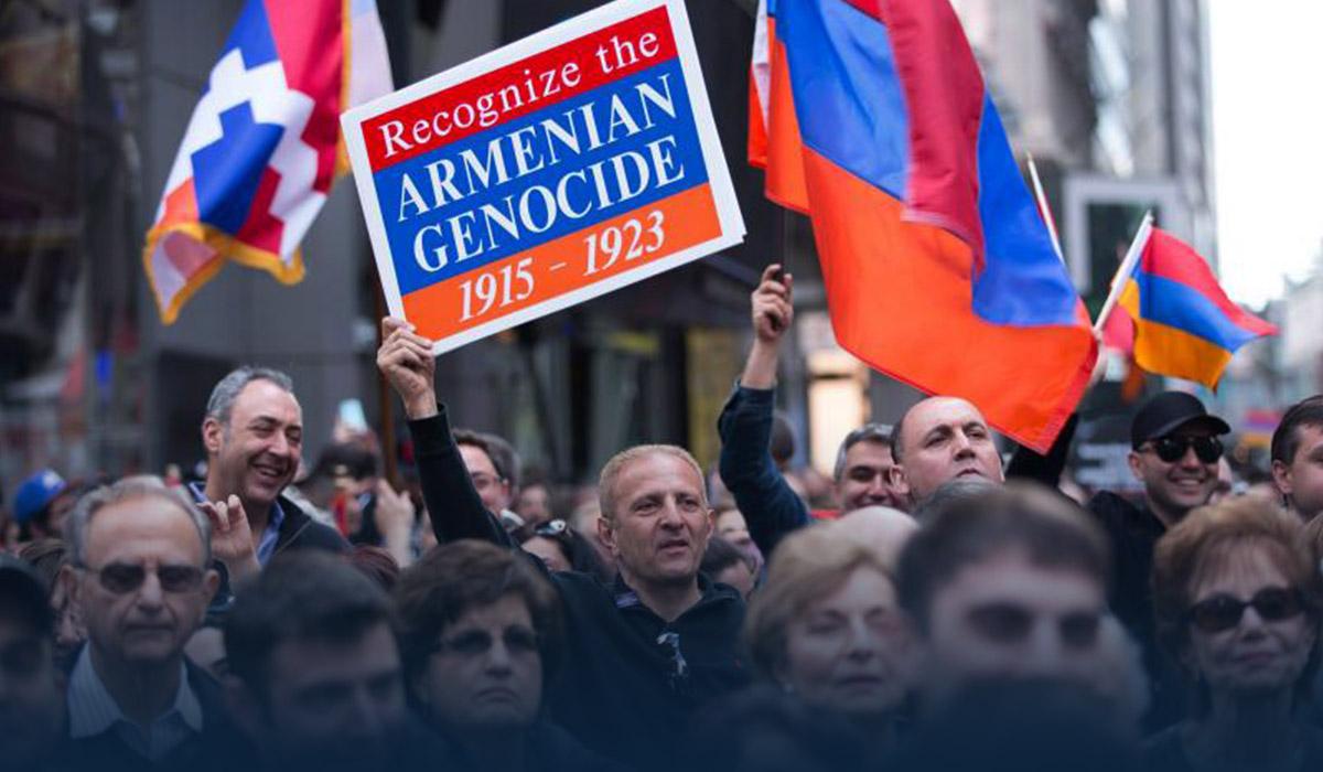 Joe Biden says 1915 massacres of Armenian people constituted genocide