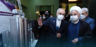 Iran tests newest advanced IR-9 nuclear centrifuge allowing faster uranium enrichment