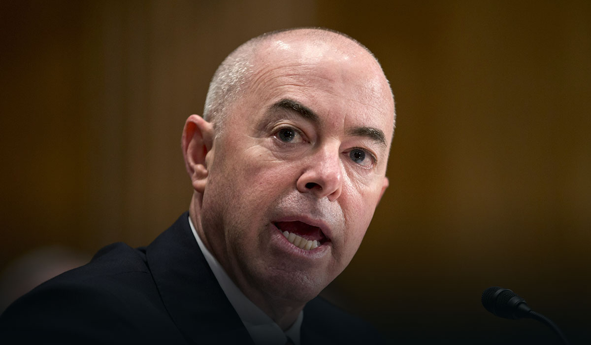 DHS Secretary Mayorkas Considers Resuming Border Wall Construction