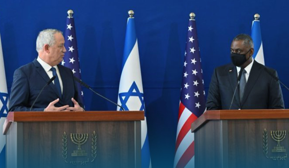 Pentagon Chief Lloyd Austin declares 'ironclad' American commitment to Israel