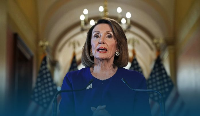 Nancy Pelosi could Benefit from Biden's $2 Trillion Infrastructure Bill