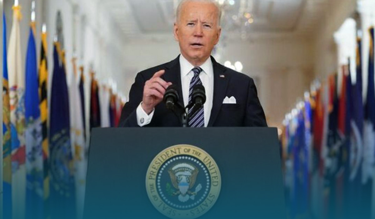 Joe Biden Urged Americans to Get Vaccinated Against COVID-19 in Easter Greetings