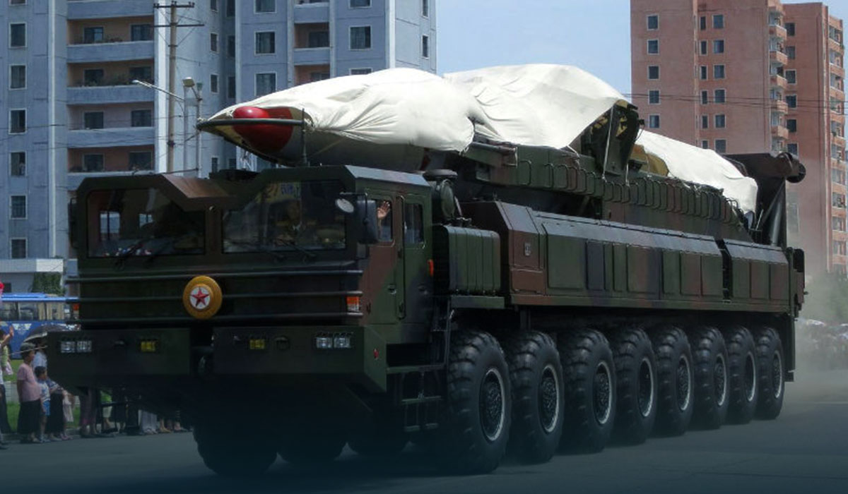 Russia and China are modernizing nuclear warheads faster than America