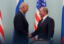 Biden Official says American Sanctions on Russia Producing Intended Results