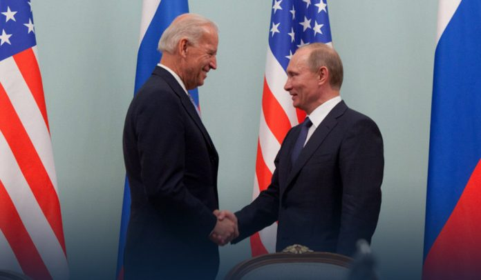 Biden Official says U.S. sanctions on Russia producing Intended results