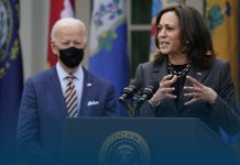 VP Harris says, it wouldn't be 'solved overnight' on Mexico–United States border situation