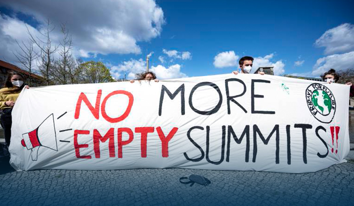 Call for action closes United States climate summit