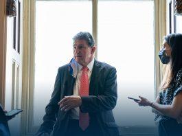 Joe Biden's Meeting With Sen. Manchin Over $2T Infrastructure Proposal