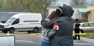 Gunman kills six people and himself at Colorado Springs birthday party
