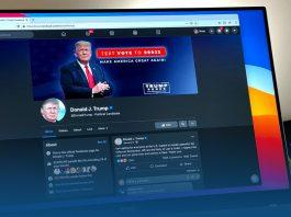 Facebook's Oversight Board Member Slams Indefinite Trump Ban
