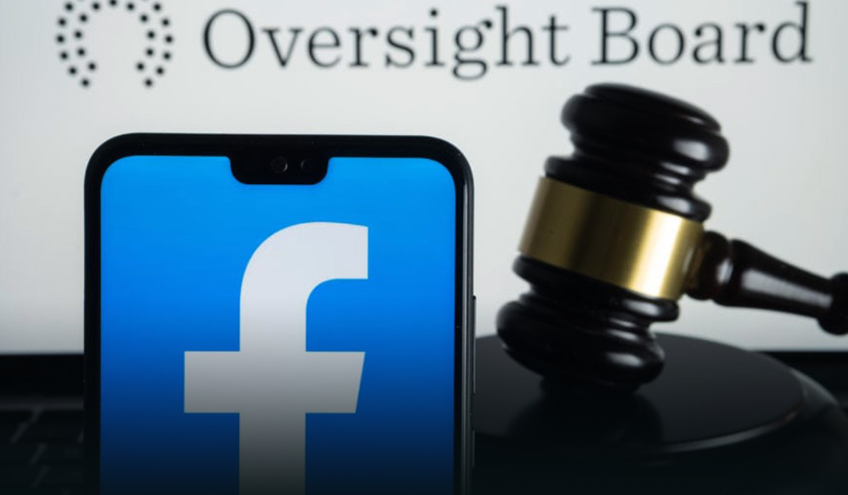 Facebook Oversight Board Upholds Trump Ban Linked to US Capitol riot
