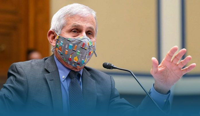 Dr. Anthony Fauci Suggests Lock-down for India