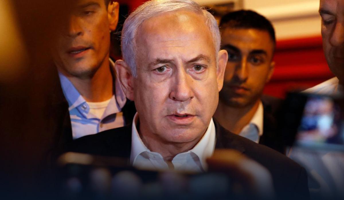 Israeli PM Netanyahu declares emergency in the city of Lod
