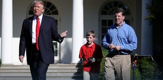 The White House needed extensive security upgrades