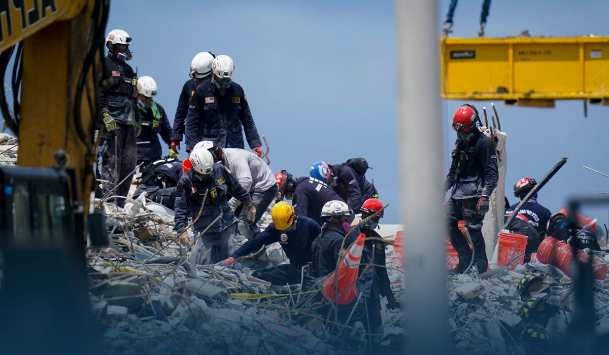 11 Confirmed Deaths, 150 Still Missing In Florida Condo Structural Collapse