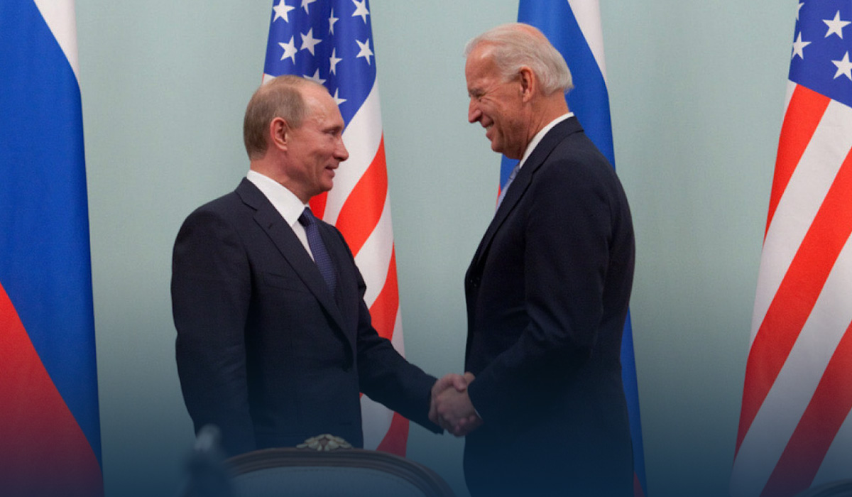 Biden Landed in Geneva for Face-to-Face Talks with Putin