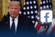 Trump's Save America PAC is Raising Money Through Facebook ads Campaign