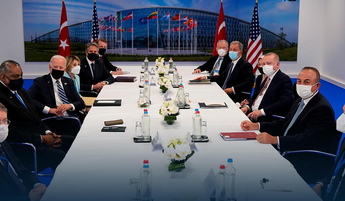 Reporters Criticized Biden for Allowing US Press Pool less access During Erdogan-Biden Meeting