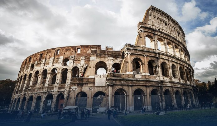 Rome's Colosseum Opens its Underground Chambers To Public