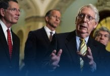 Senate GOPs Blocked Democrats' Sweeping Election Reforms Bill From Moving Forward