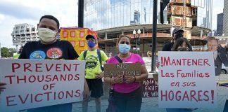 Joe Biden Calls on US Congress To Extend Eviction Moratorium Set To Expire This Week