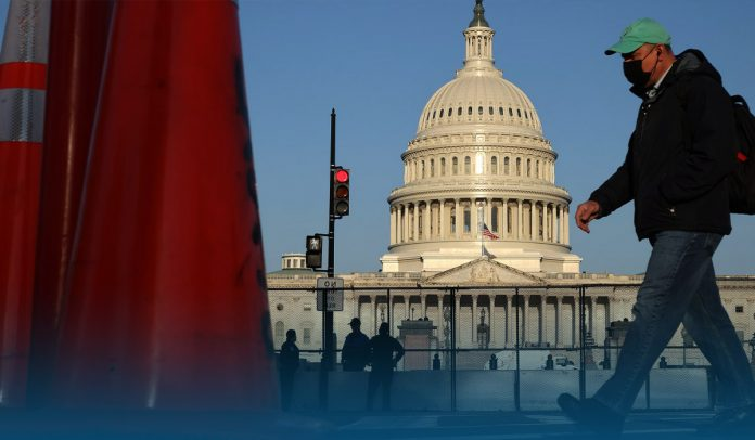 Congress Approves $2.1B Spending Bill For Upgrading Capitol Security