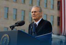 Donald Rumsfeld, former US Defense Secretary, dead at 88