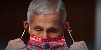 Dr. Fauci Denounces America's Political Split over COVID-19 Immunizations