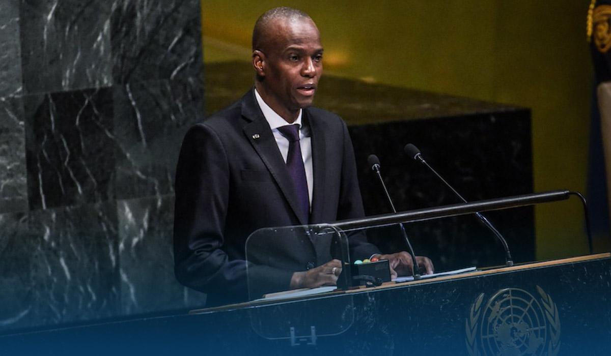 Haitian Police Arrested Key Player In Assassination of President Jovenel Moise