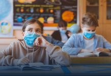 Fully Protected Students and Teachers Do Not Require to Use Masks In Classrooms, US CDC Says