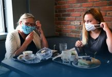 Inoculated People Should Wear Masks To Protect Others