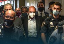 Trump Organization CFO Allen Weisselberg Surrenders to Manhattan District Attorney