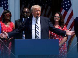 Donald Trump Sues Google, Facebook, and Twitter Over Social Platform Bans
