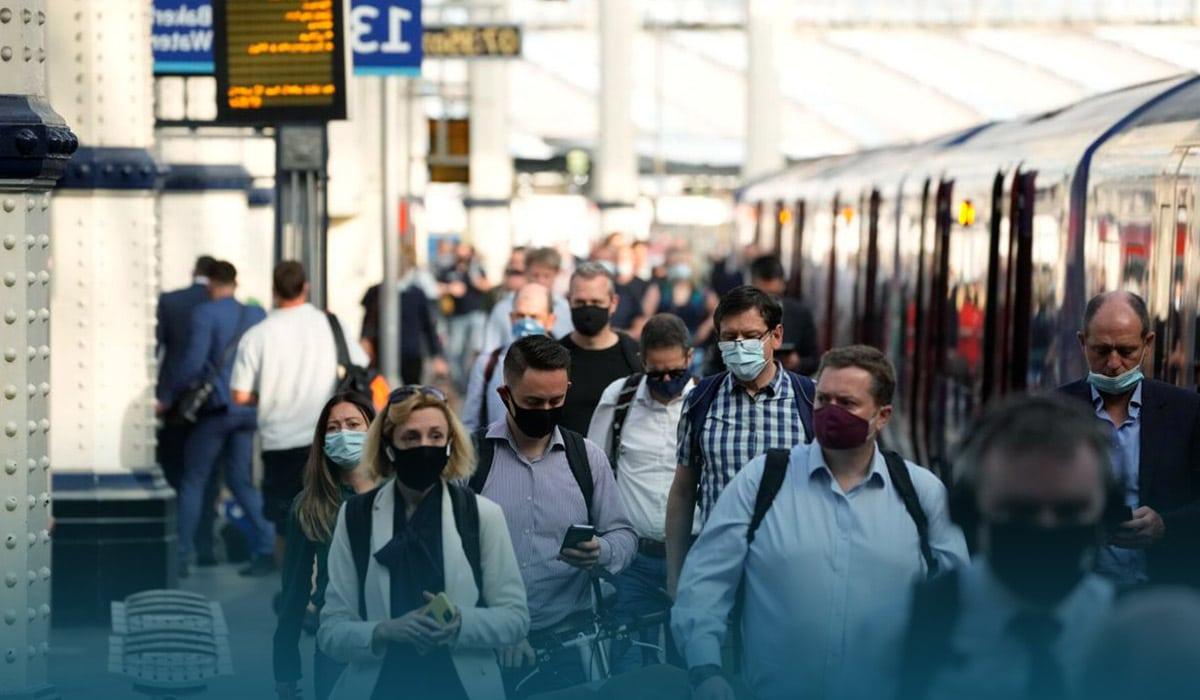 COVID-19: Coronavirus Cases Rising Around the United Kingdom, 50,000 Daily Cases Reported
