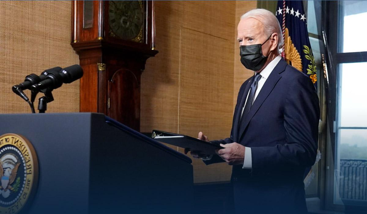 "Joe Biden Declared ""Ending the America's Forever War"" in Afghanistan"