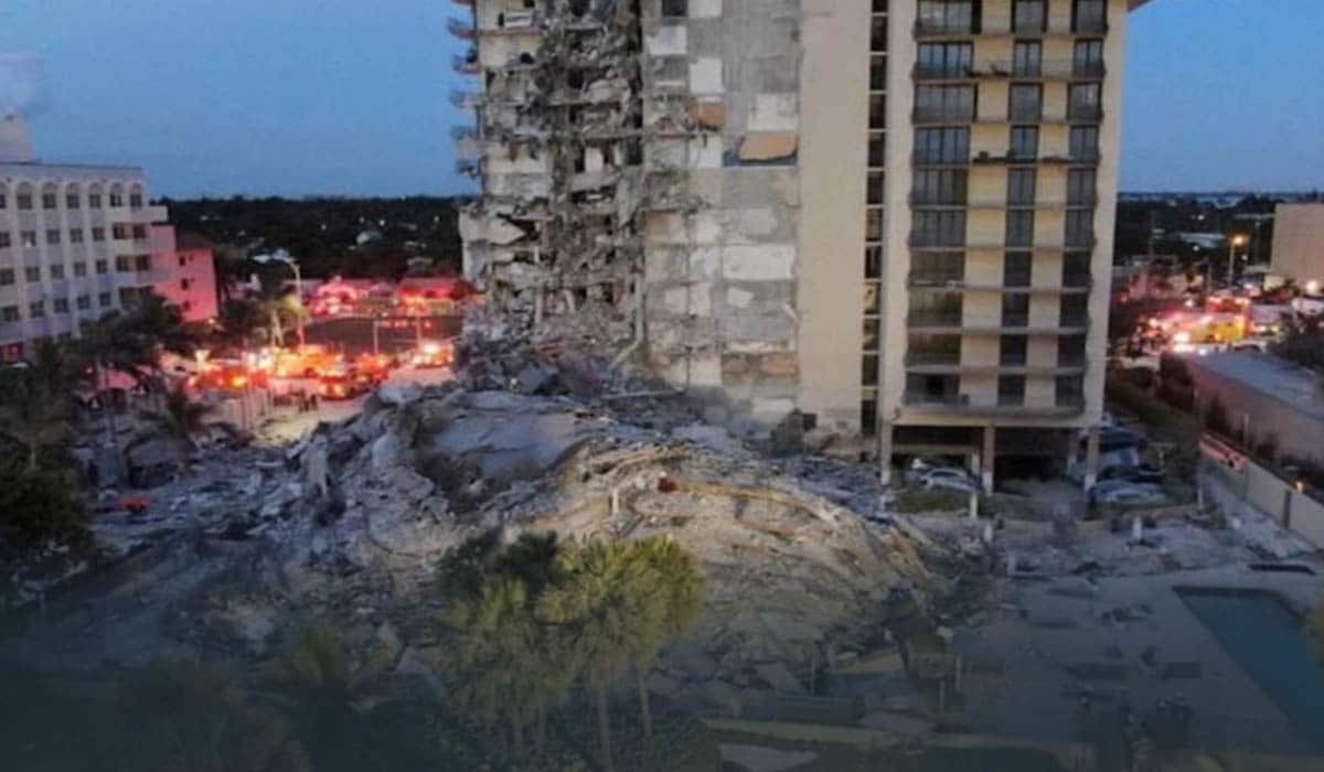 Search for Human Remains At Florida Condo Collapse Site Officially Ends